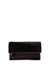 Клатч foldover clutch - Clare V.