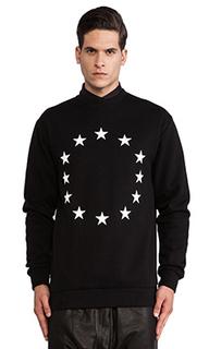 Пуловер круглая горловина etoile europe - Etudes Studio