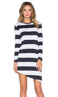 Платье с асимметричным вырезом tulum - Viktoria + Woods