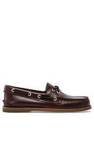 Туфли на плоской подошве со шнуровкой top-sider a/o - Sperry Top-Sider