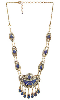 7 seas necklace - Natalie B Jewelry