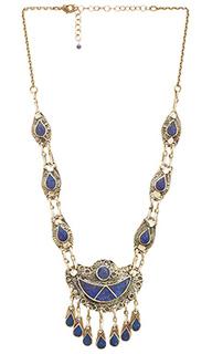 7 seas necklace - Natalie B Jewelry