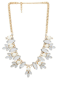 Ожерелье multi gem floral - Wanderlust + Co