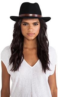Шляпа федора messer - Brixton