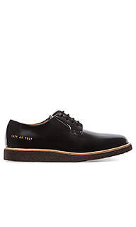 Туфли derby shine - Common Projects