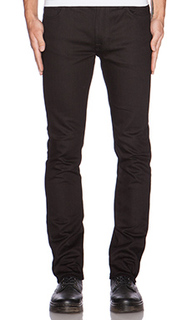 Джинсы tight long john - Nudie Jeans