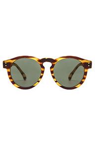 Солнцезащитные очки черепаховый цвет clement - Komono