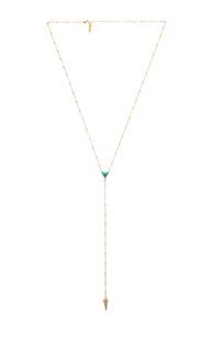 Ожерелье с инкрустацией - Melanie Auld