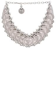 Колье-чокер cyprus - Natalie B Jewelry