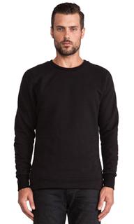 Пуловер длинный рукав quilted villain - John Elliott + Co