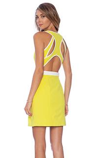 Мини платье с открытой спиной aspire to inspire - Lumier