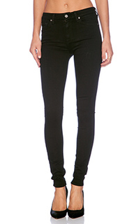 The high waist skinny - 7 For All Mankind