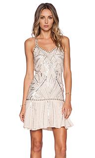 Платье с пайетками devany - Parker