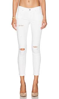 Укороченные облегающие джинсы collette - A Gold E
