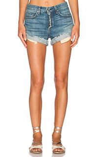 Джинсовые шорты marilyn - rag & bone/JEAN