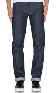 Облегающие джинсы petit standard brut - A.P.C.