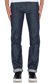 Облегающие джинсы new standard brut - A.P.C.