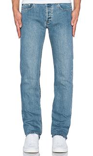 Облегающие джинсы new standard stretch - A.P.C.