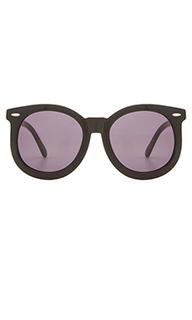 Солнцезащитные очки super worship - Karen Walker
