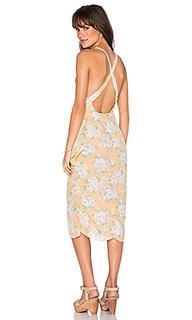 Платье с запахом nassau - Privacy Please