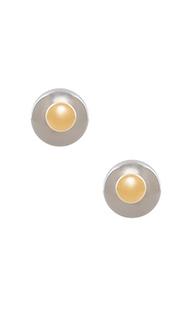 Серьги pearl - Amber Sceats