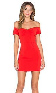 Мини платье rosie - NBD