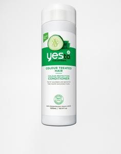 Кондиционер с защитой цвета Yes To Cucumbers - 500 мл - Огурцы