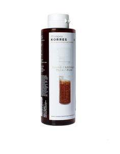 Шампунь для тонких волос с протеинами риса и экстрактом липы Korres 25