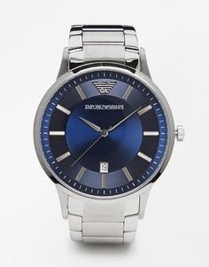 Часы Emporio Armani Rentao AR2477 - Серебряный