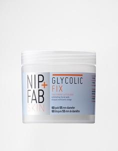 Гликолевые ватные диски NIP+FAB Glycolic Fix - Гликолевый