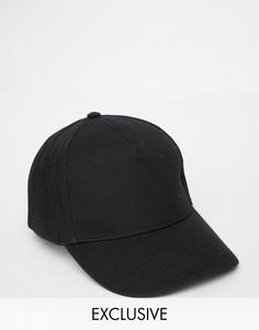 Бейсболка Reclaimed Vintage - Черный