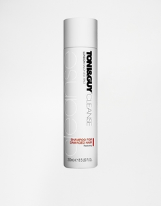Шампунь для поврежденных волос Toni & Guy - 250 мл - Damaged