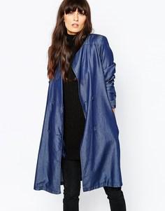Легкая куртка Vero Moda - Темный синий