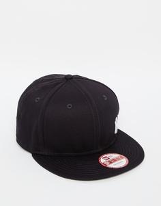 Бейсболка New Era 9Fifty LA Flawless - Серый
