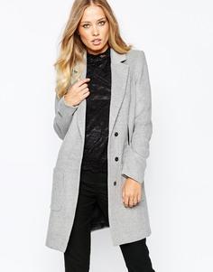 Пальто Y.A.S Monday - Серый