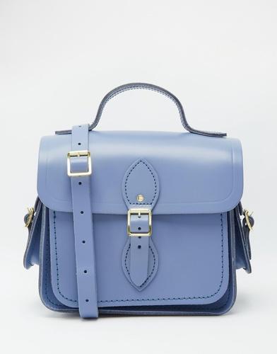 Дорожная сумка с боковым карманом The Cambridge Satchel Company