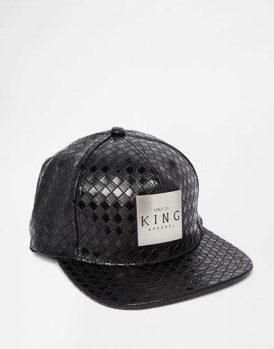 Бейсболка King Apparel Armor - Черный