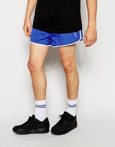 Короткие спортивные шорты Religion - Синий