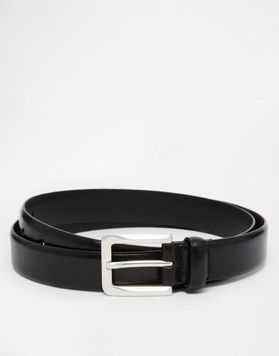 Кожаный ремень Royal RepubliQ Neat - Черный
