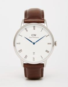 Часы Daniel Wellington - Коричневый