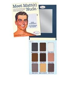 Тени theBalm Meet Matte Nude - Matte nude