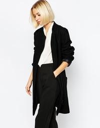 Черное пальто Just Female Clea - Черный