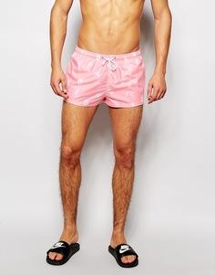 Шорты для плавания в стиле 90-х Boardies - Розовый
