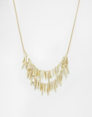 Ожерелье Coast Snowy - Золотой