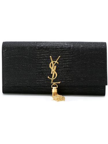 Модная сумка-клатч Yves Saint Laurent Ив Сен Лоран на