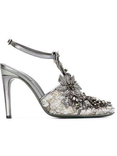 Туфли-лодочки Alberta Ferretti
