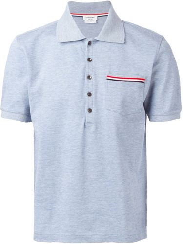 Рубашки поло Thom Browne