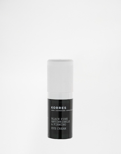 Korres Black Pine Firming Eye Cream 15ml - Черная сосна