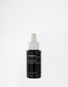 Укрепляющая сыворотка с экстрактом черной сосны Korres 30 мл