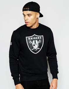 Свитшот New Era Oakland Raiders - Черный